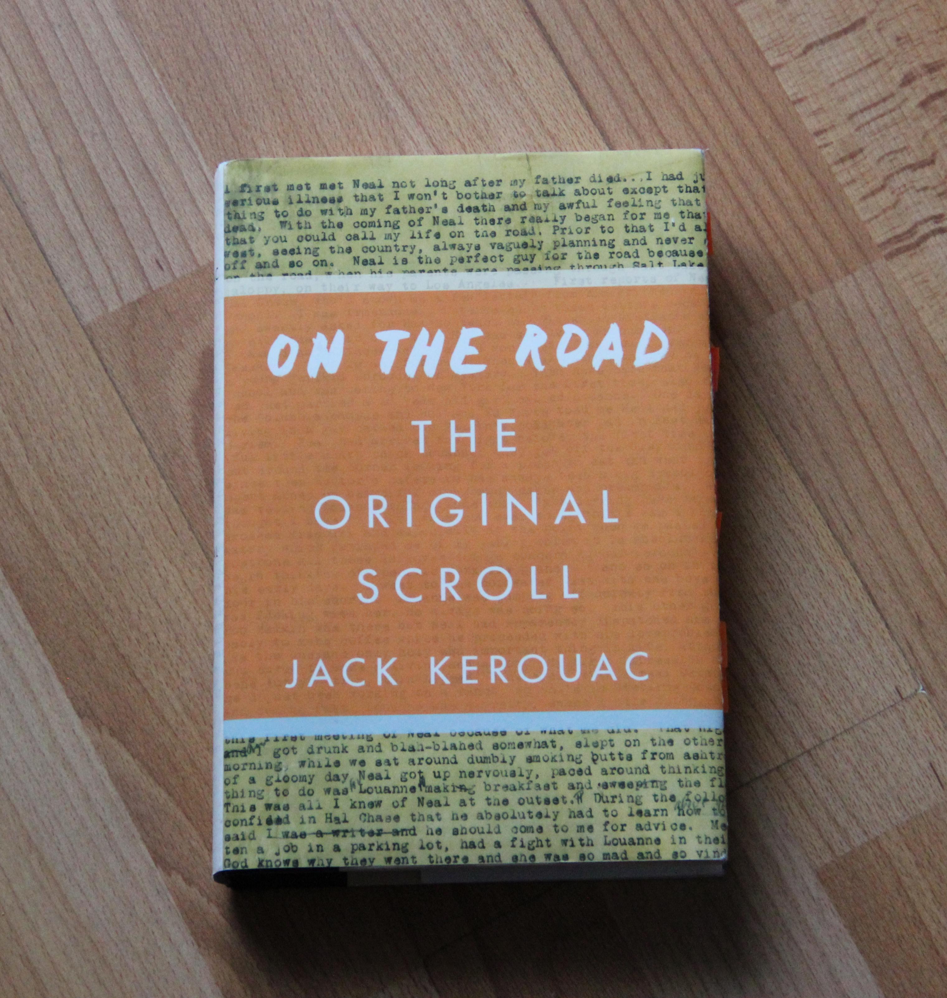 Road – The Original Scroll