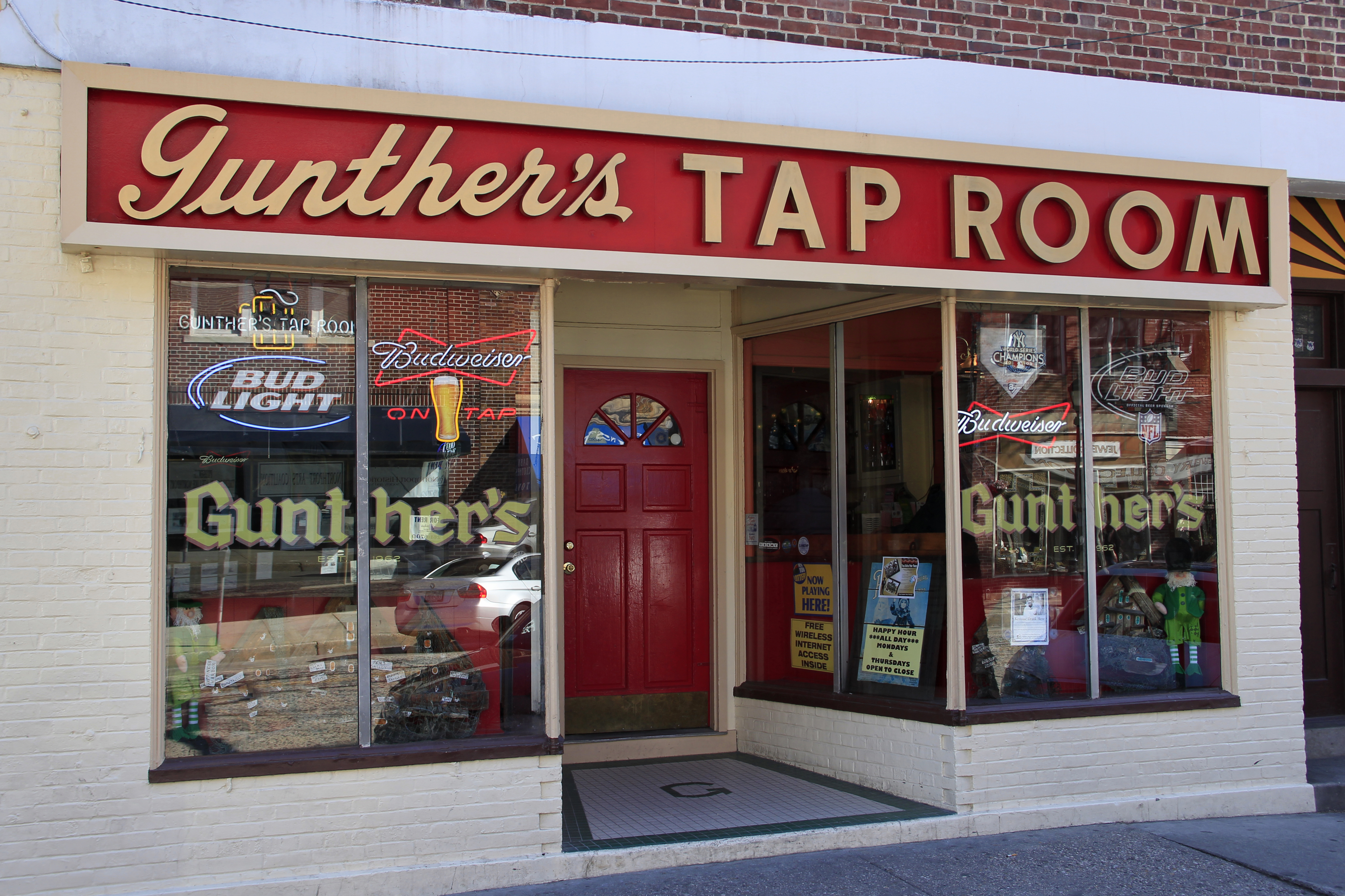 Gunther S Tap Room Northport