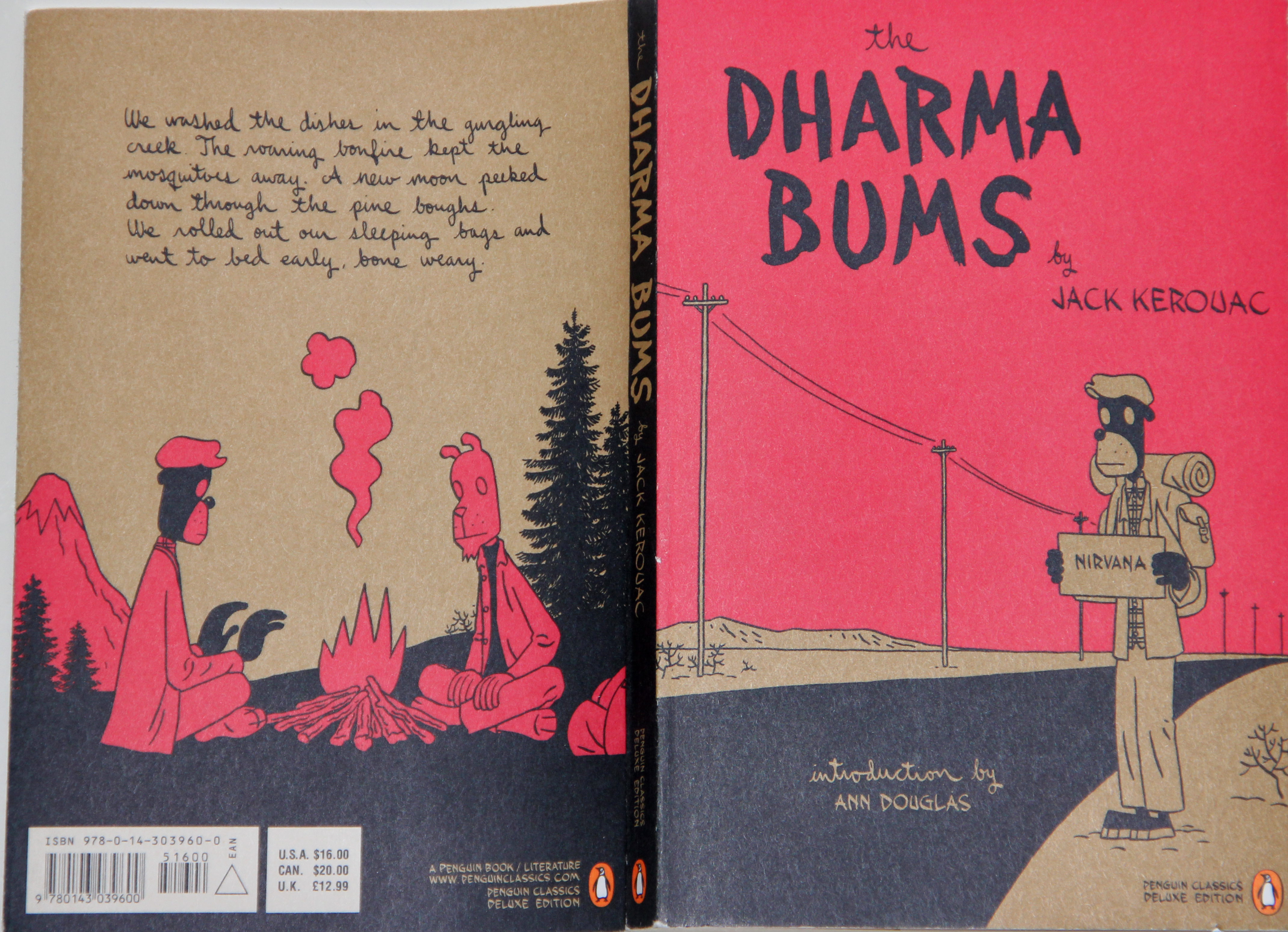 dharma bums essay questions Kerouac's the dharma bums is not in any straightforward sense an alle- gory yet  i claim that it  to be sure, this is not the place to seek to illuminate the question  of what constitutes a religious  essays on the literature of mountaineering.