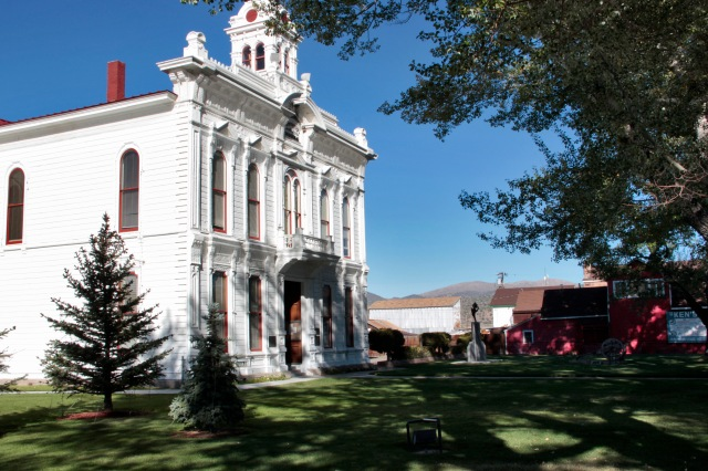 Mono County Court House, Bridgeport, CA